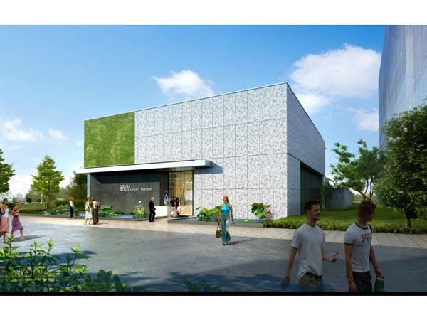 杭州省建行相框式ballbet体育平台墙